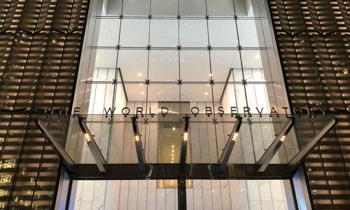 Visite du One World Observatory à New-York