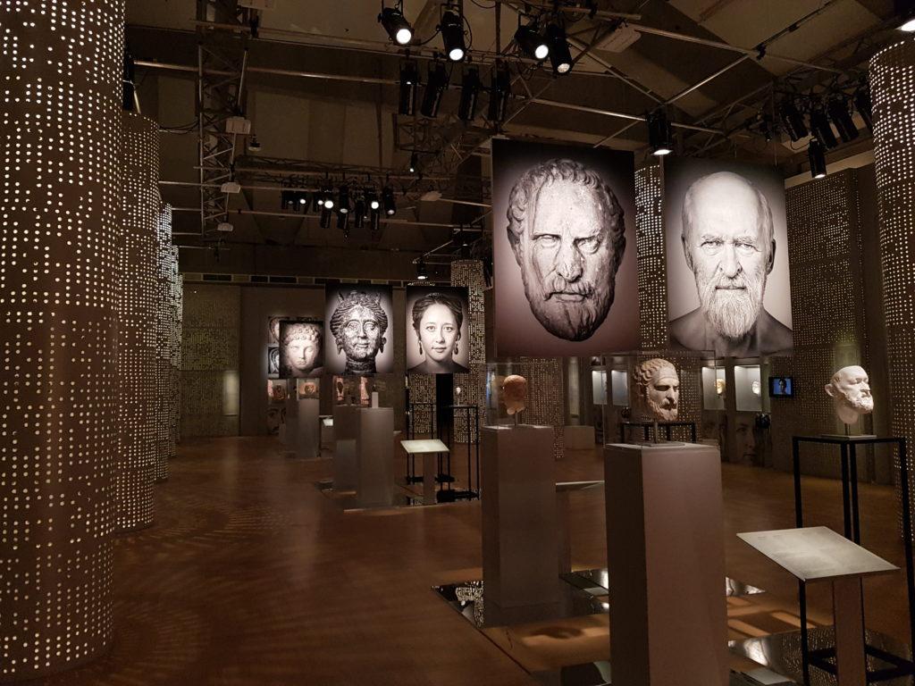 Exposition temporaire - Musée de la civilisation de Québec