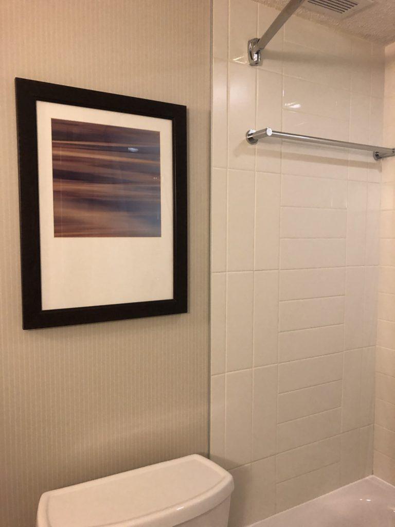 Salle de bain - Delta Hotels by Marriott Québec