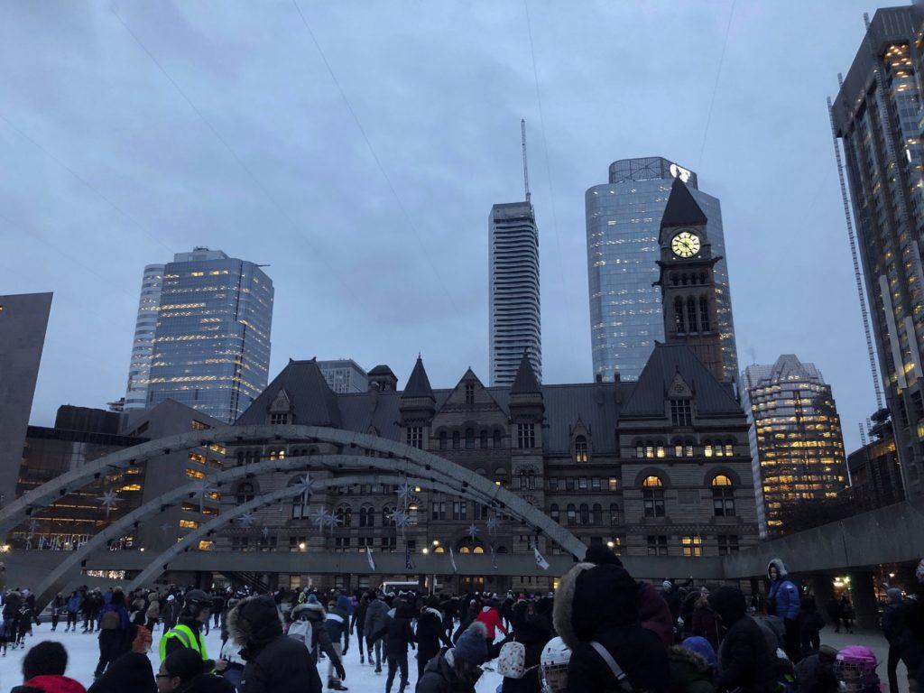 Ancien hôtel de ville - Toronto