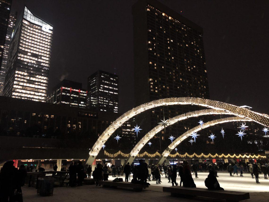 Centre ville de Toronto - Janvier 2019