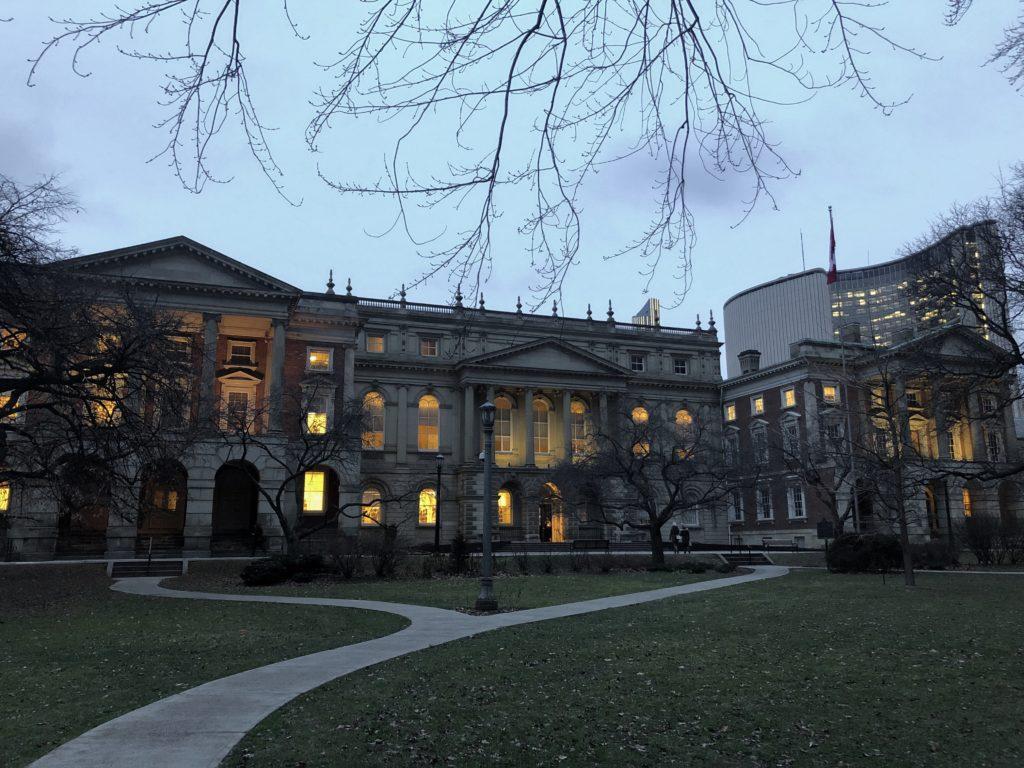 Osgoode Hall - Toronto