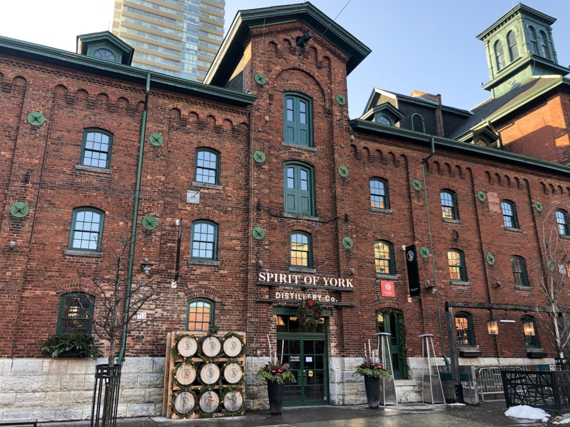 Distillery District : un quartier à ne pas manquer à Toronto