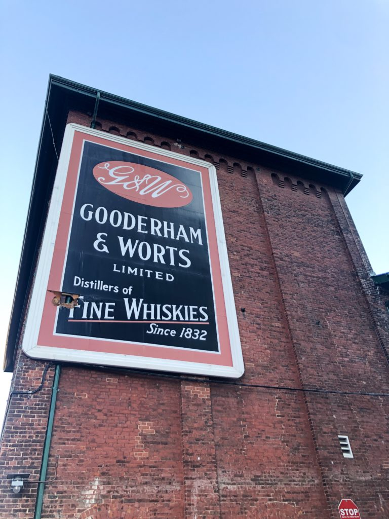 Gooderham & Worts - Distillery District à Toronto