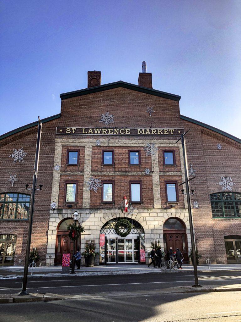 Découvrir le St Lawrence Market à Toronto