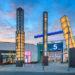 Centre commercial outlet Vaughan Mills près de Toronto