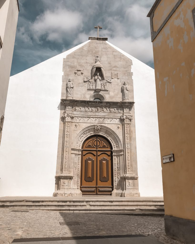 Visiter Tavira - City guide : Igreja da Misericordia