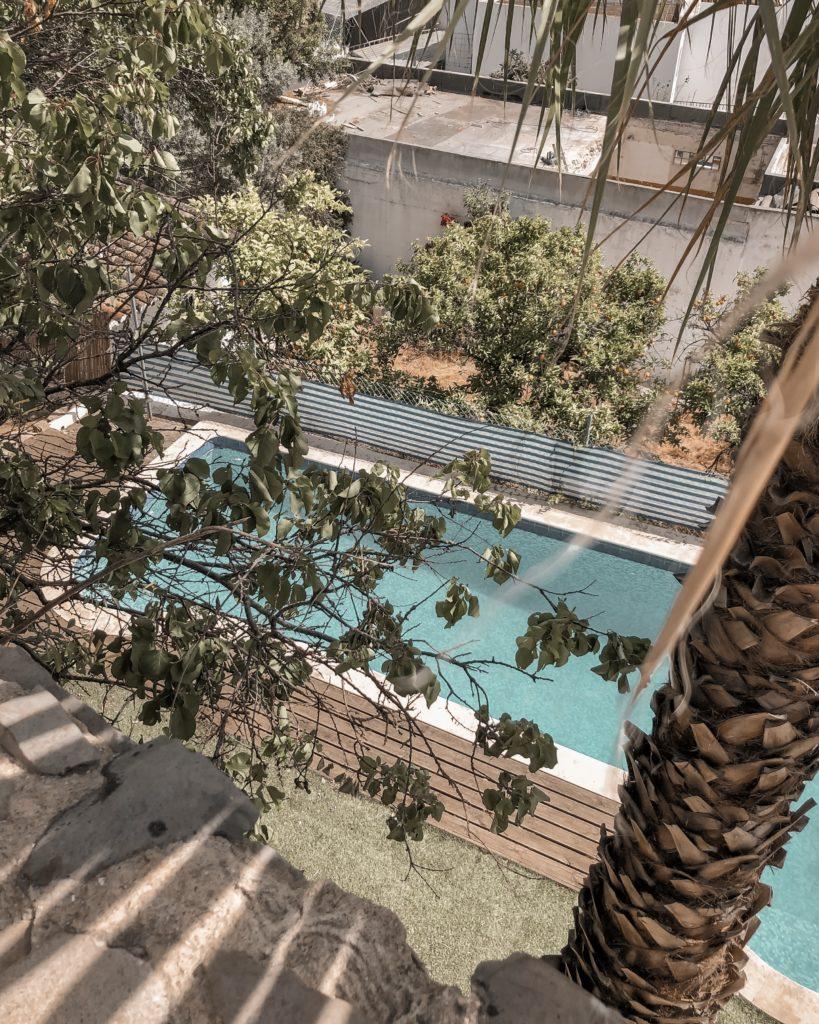 Visiter Tavira - City guide : Château et jardin