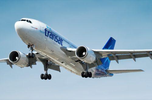 Mon avis sur Air Transat : Paris-Montréal