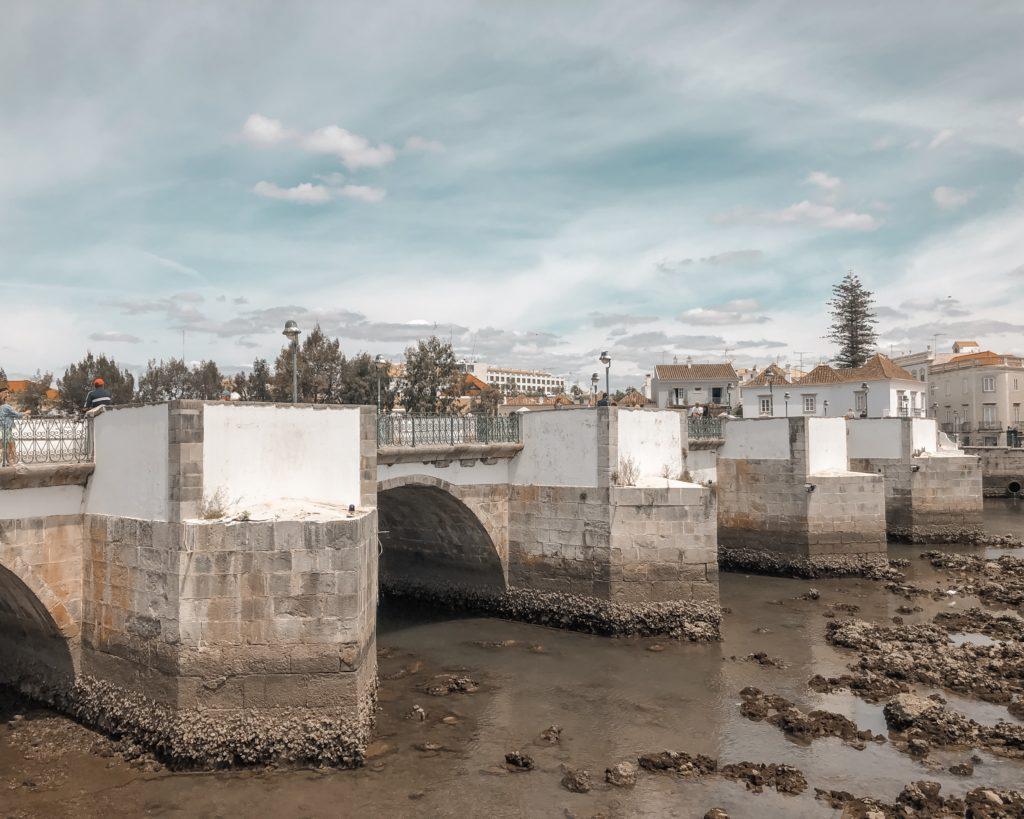 Visiter Tavira - City guide : rio gilão