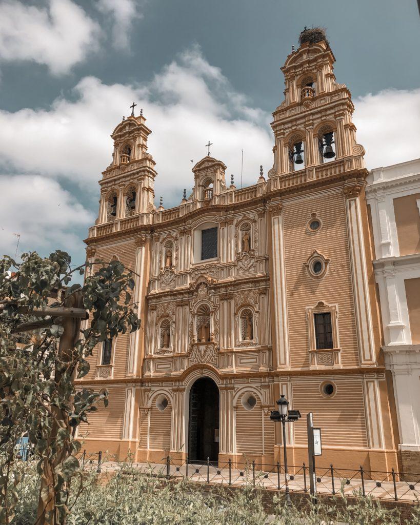 Cathédrale de la Merced - Huelva