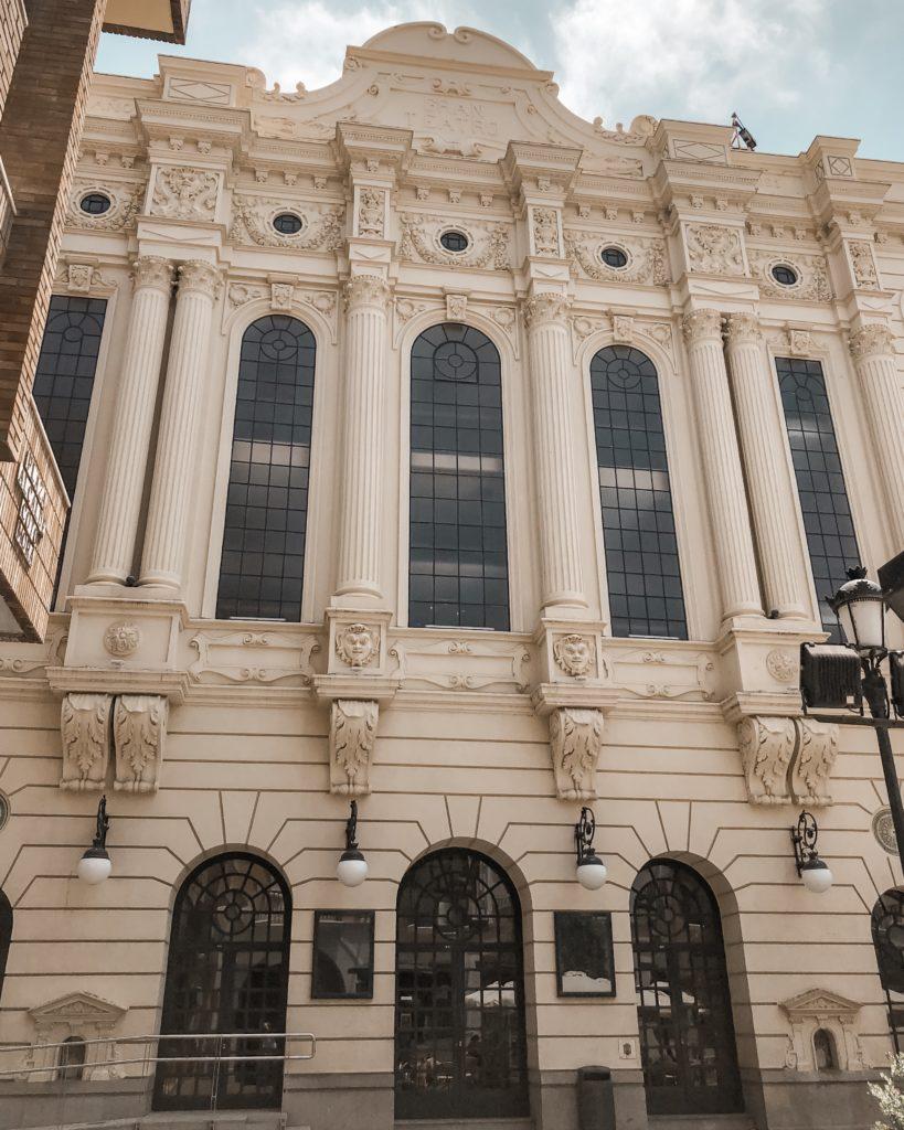 Grand theatre Huelva - Espagne