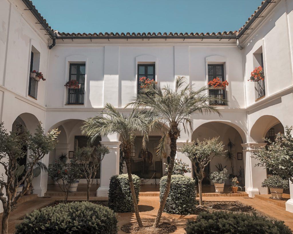 Intérieur Monastère de la Rabida - Palos de la Frontera, Espagne