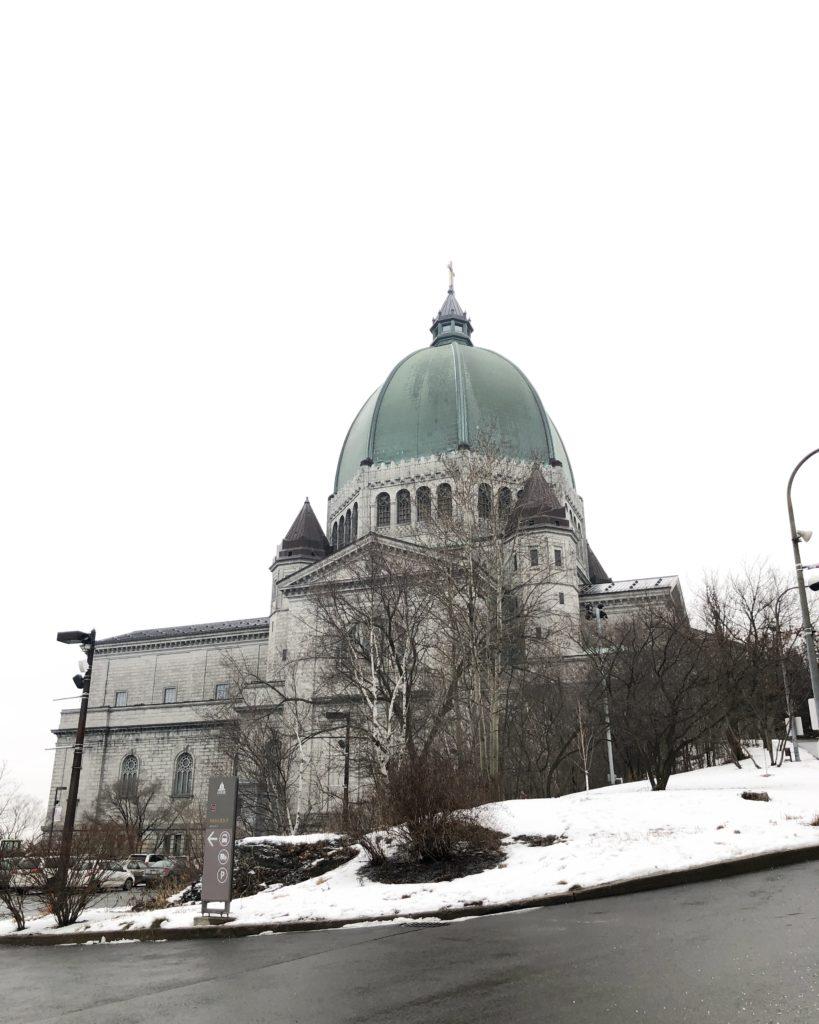 Oratoire St-Joseph à Montréal