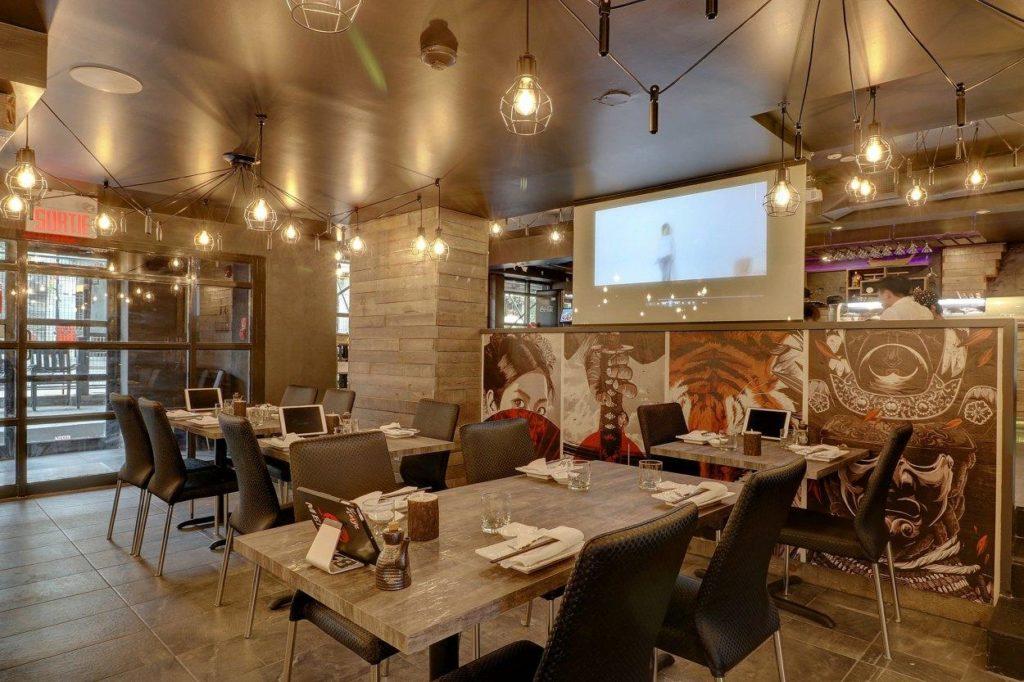 Où manger à Montréal ? - Sushis Taiyo