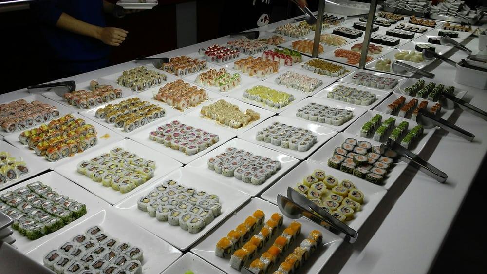 Restaurant japonais Samurai Evora