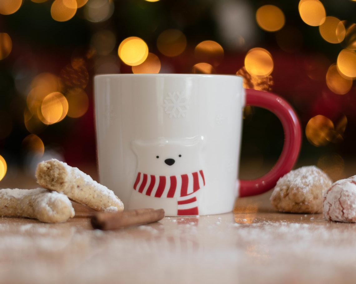 Attendre Noël avec le calendrier de l'avent Kusmi Tea