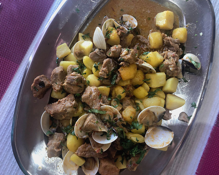 Pause gourmande à Reguengos de Monsaraz au restaurant Plano B
