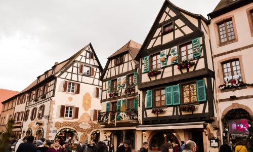 La magie de Noël en Alsace