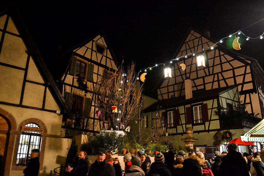 Marché de Noël de Ribeauvillé 2019 - Alsace