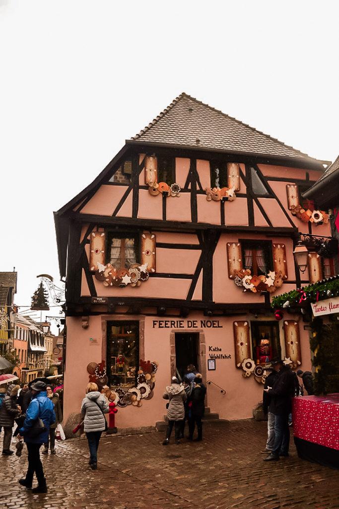 Marché de Noël de Riquewirh 2019 - Alsace
