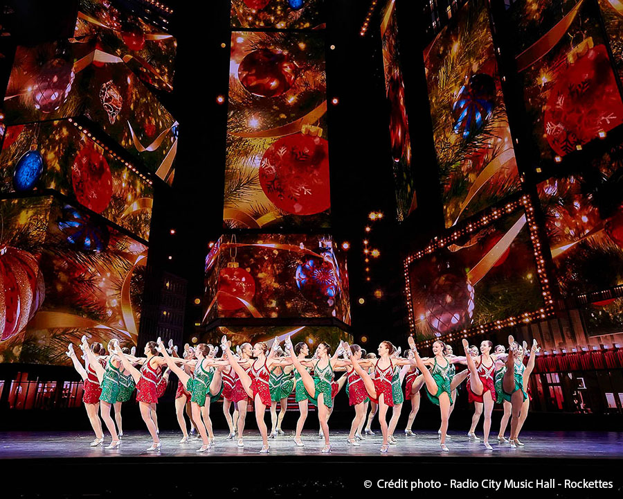 Radio City Christmas Spectacular : une véritable tradition new-yorkaise