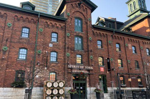 Distillery District : un quartier à ne pas manquer à Toronto