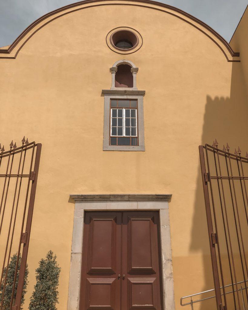 Visiter Tavira - City guide : pousada do convento da graça