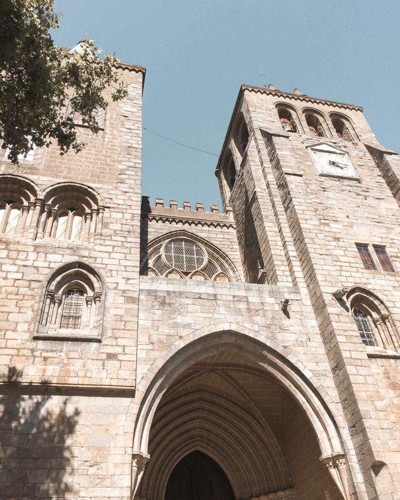 Visiter Evora en Alentejo - Cathédrale