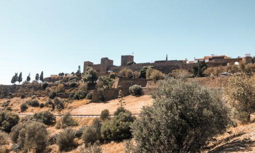 Village de Monsaraz en Alentejo au Portugal