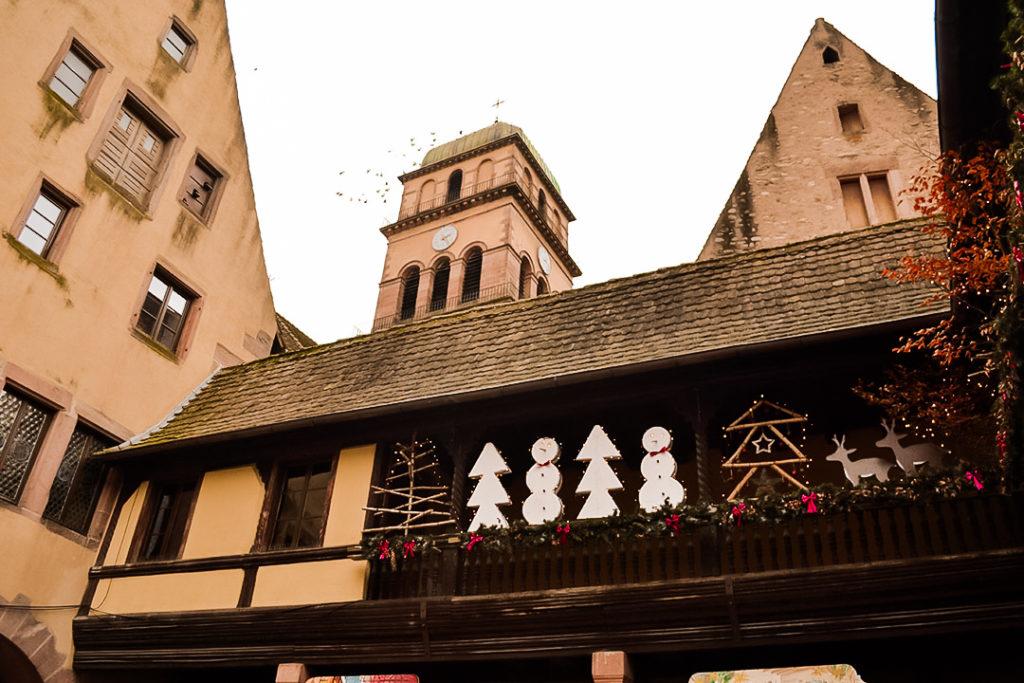 Marché de Noël de Kaysersberg 2019 - Alsace -