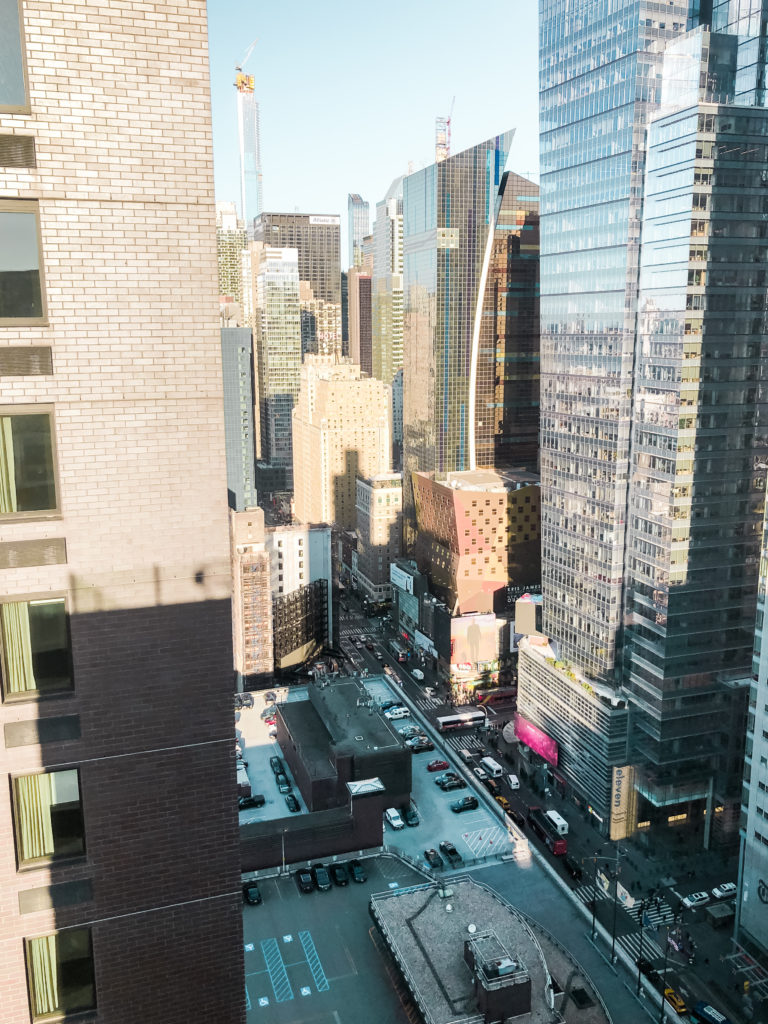 Rooftop - Element Times Square West Hotel - New-York