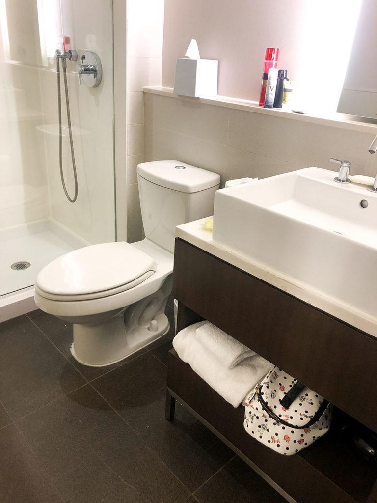 Salle de bain - Element Times Square West Hotel - New-York